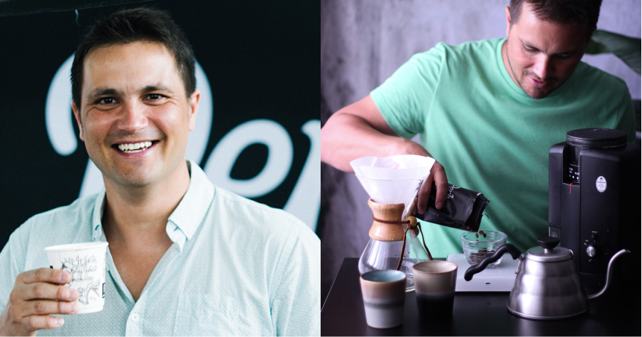From Africa to Asia: Meet the founder of the highest-rated coffee subscription service in Asia