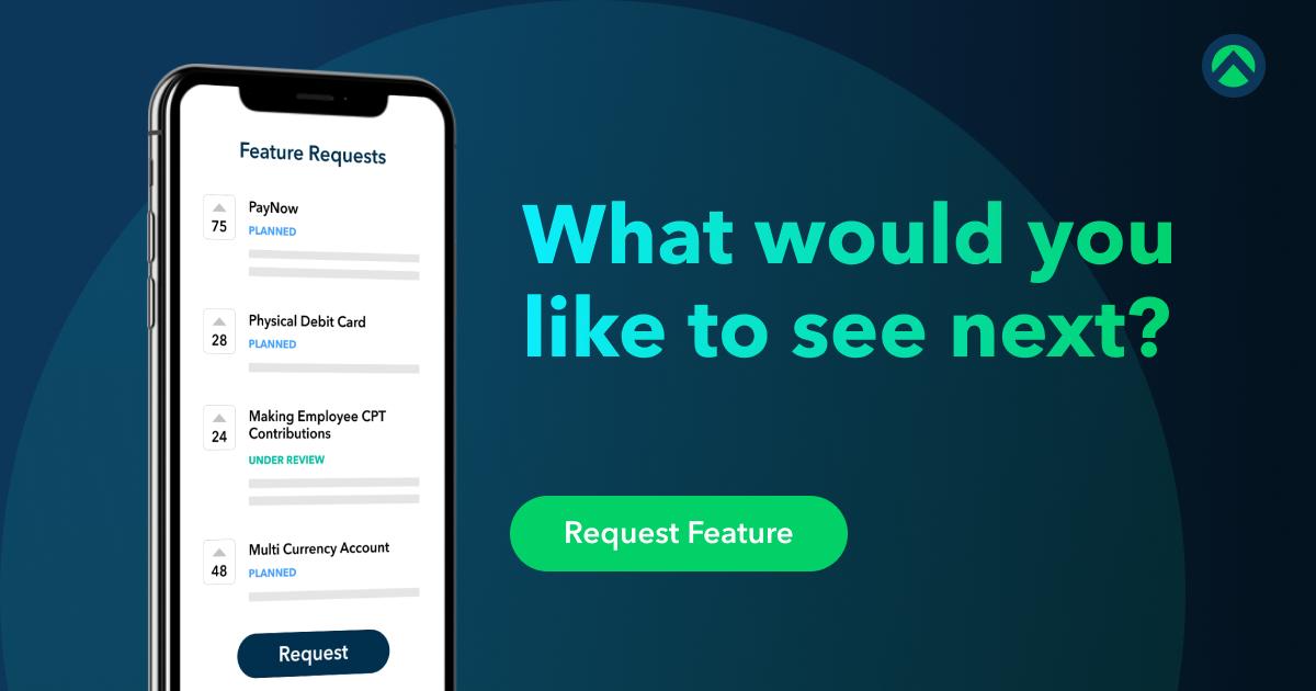 Aspire Singapore Feature Request Product Roadmap
