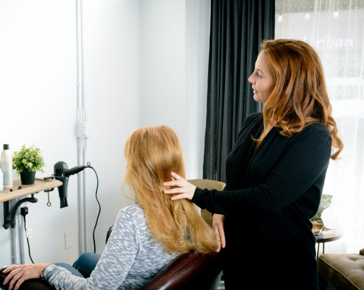 Hair Consultation with Sophie Davies at The Hair Parlor On 8th in Los Angeles