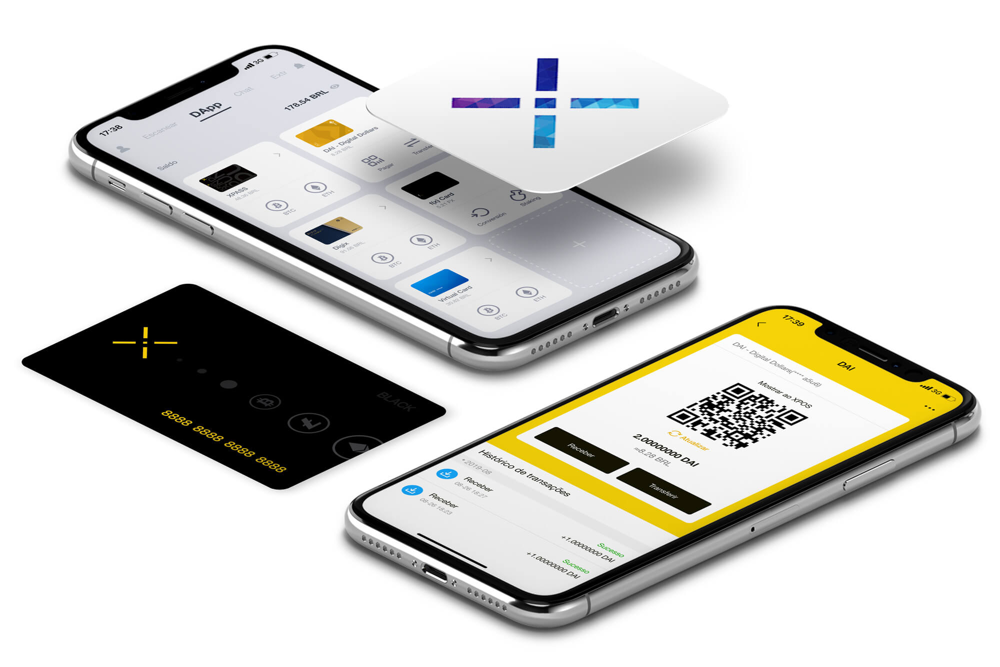 XWallet and XPass from Pundi X