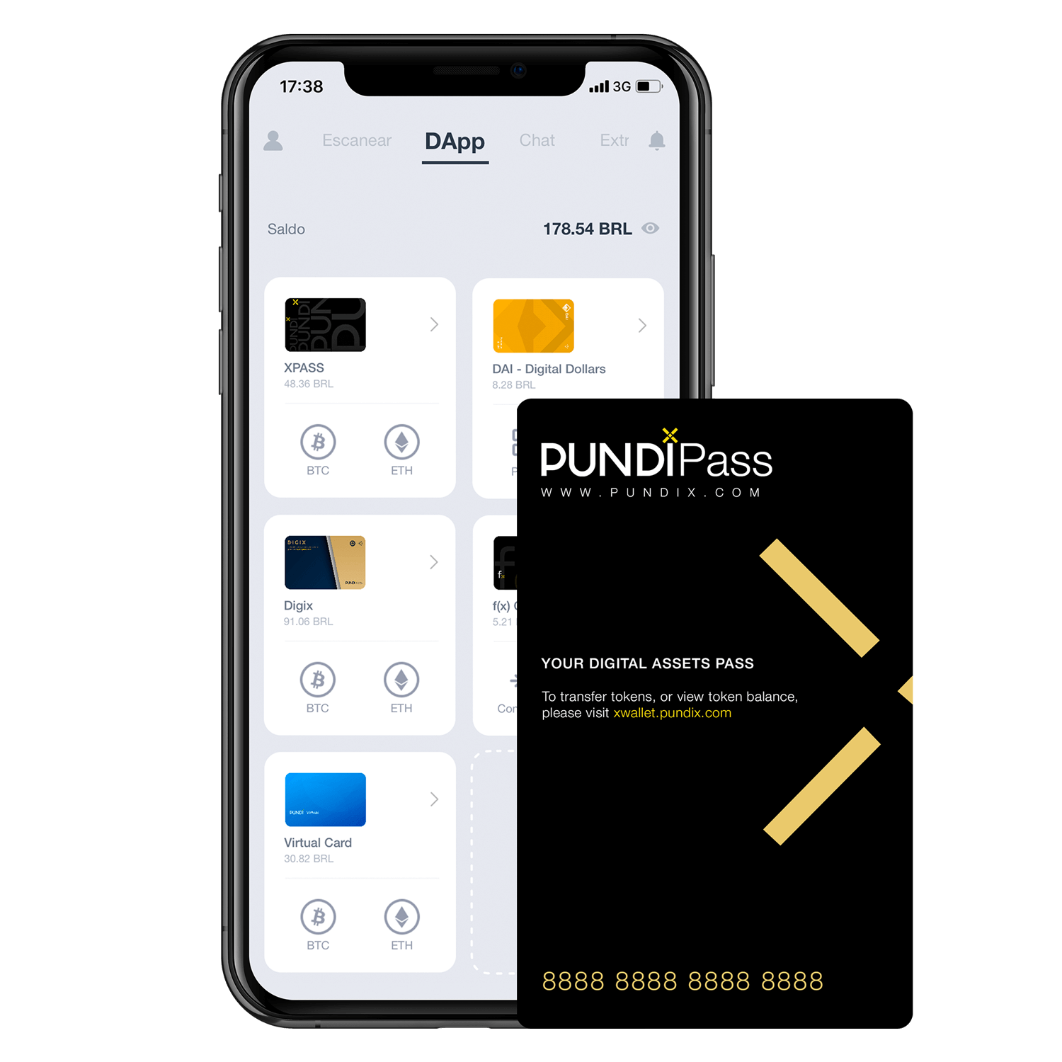XWallet and XPass by Pundi X
