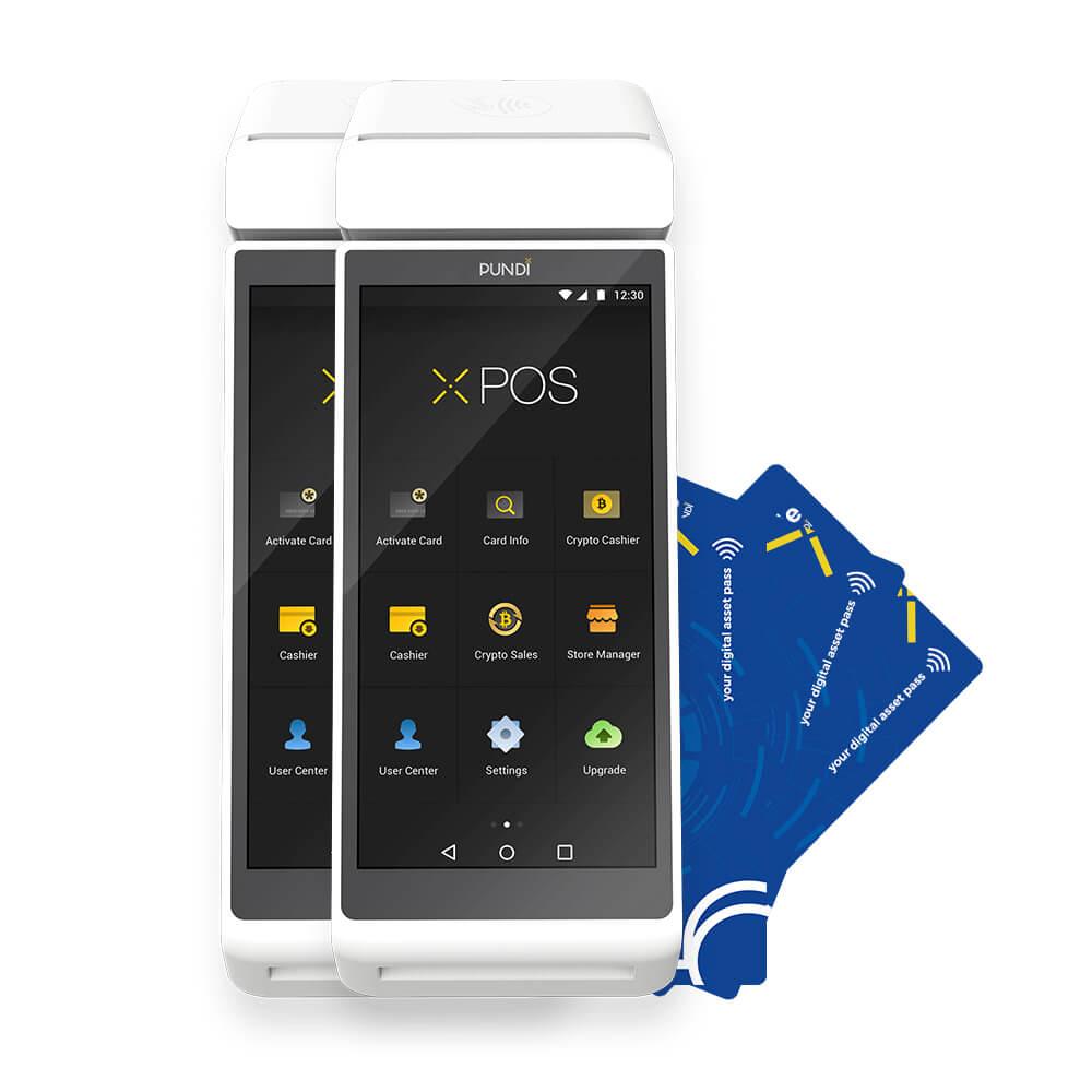 Pundi XPOS - POS para criptomoedas