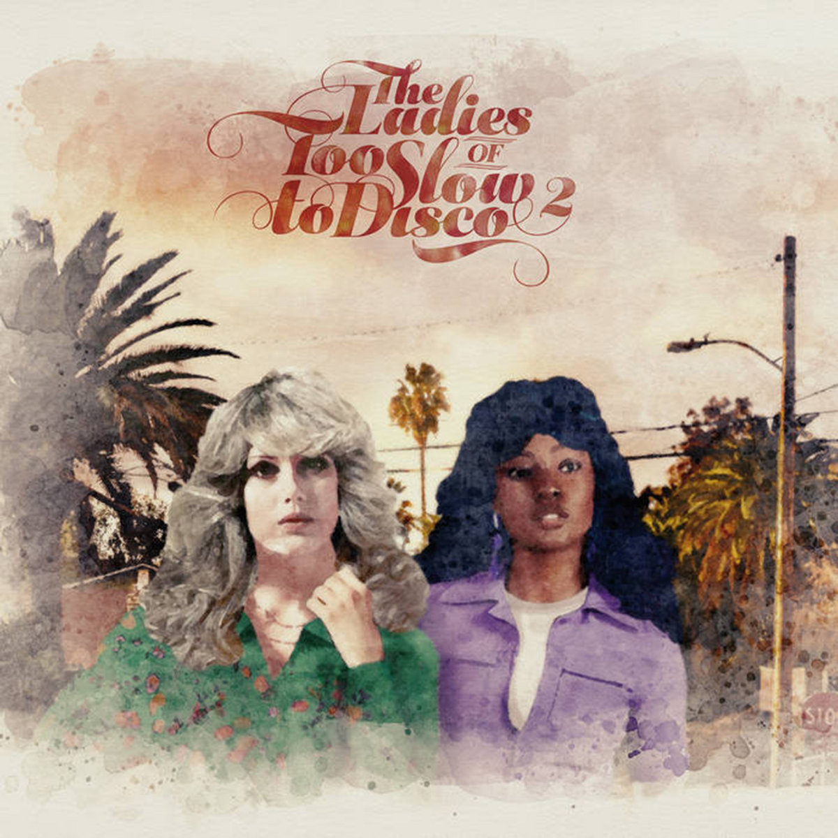 Various Artist - The Ladies of Too Slow to Disco Vol. 2