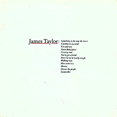 James Taylor - James Taylor's Greatest Hits 2019 Remaster