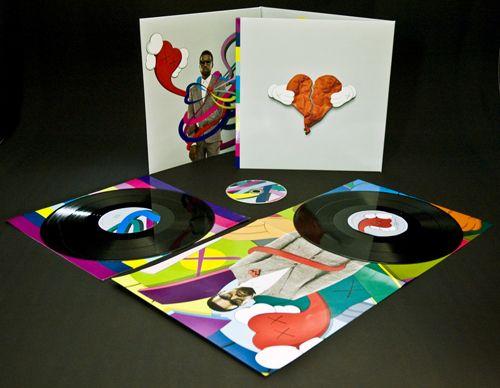 Kanye West - 808s & Heartbreak Deluxe Collectors Set