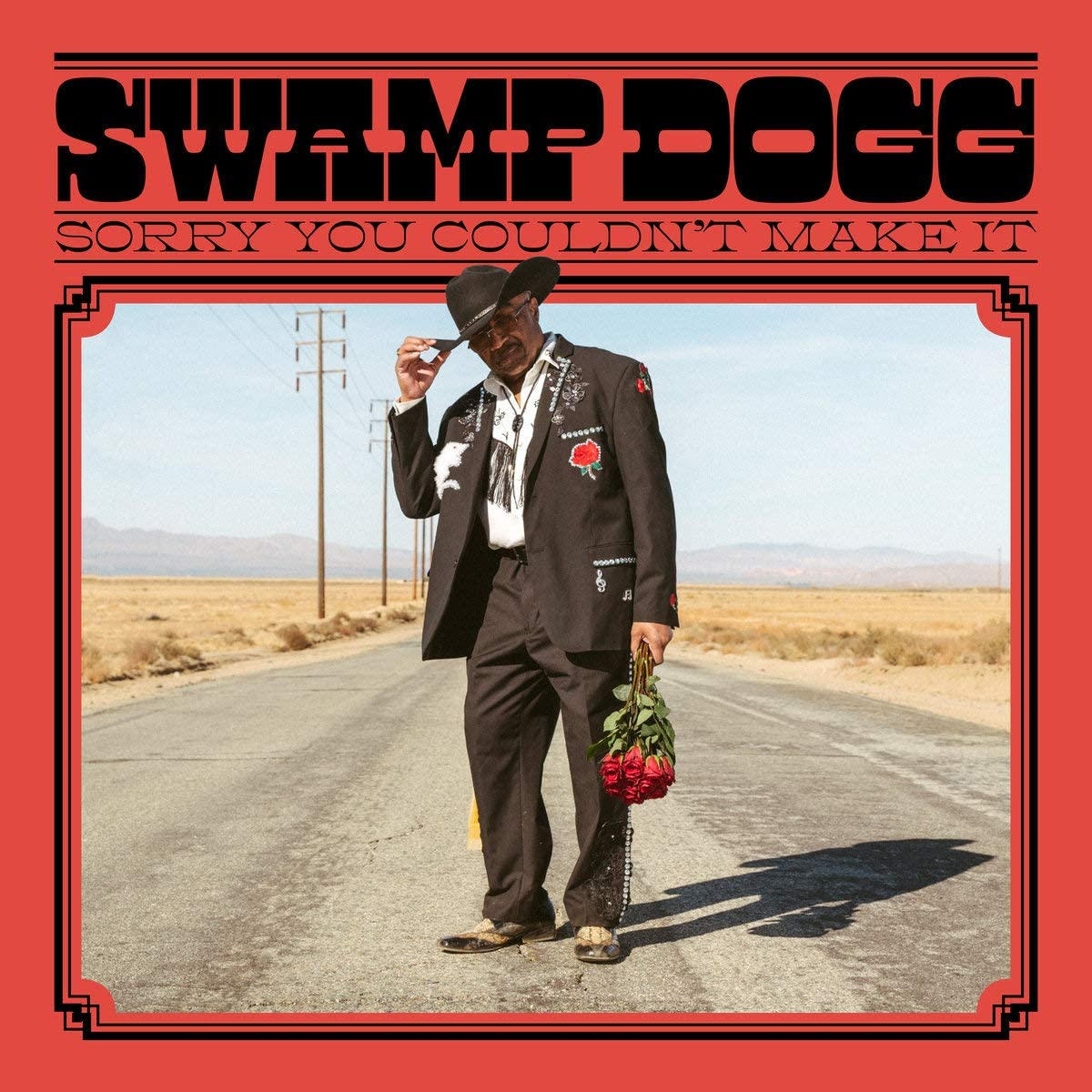 Swamp Dogg - Sorry You Couldn't Make It Limited Edition Swamp Green Vinyl 1500 Made