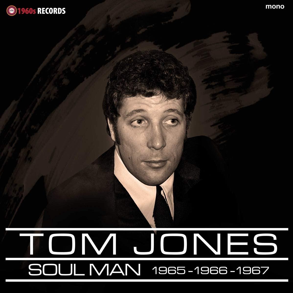 Tom Jones - Soul Man BBC Sessions 1965-1967