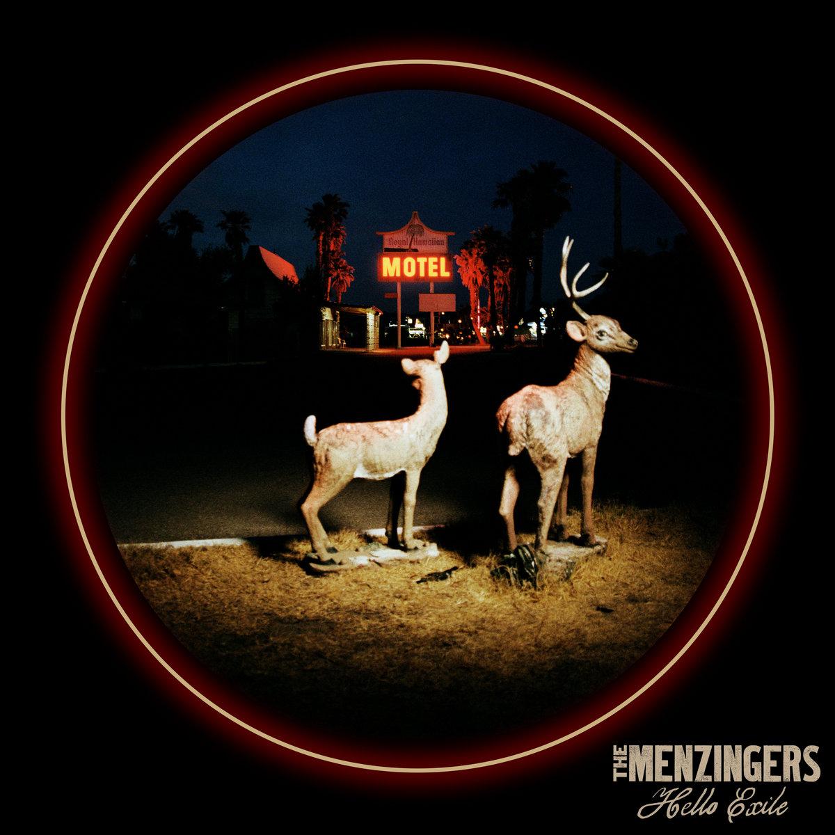 Menzingers - Hello Exile Limited Edition Coloured Vinyl