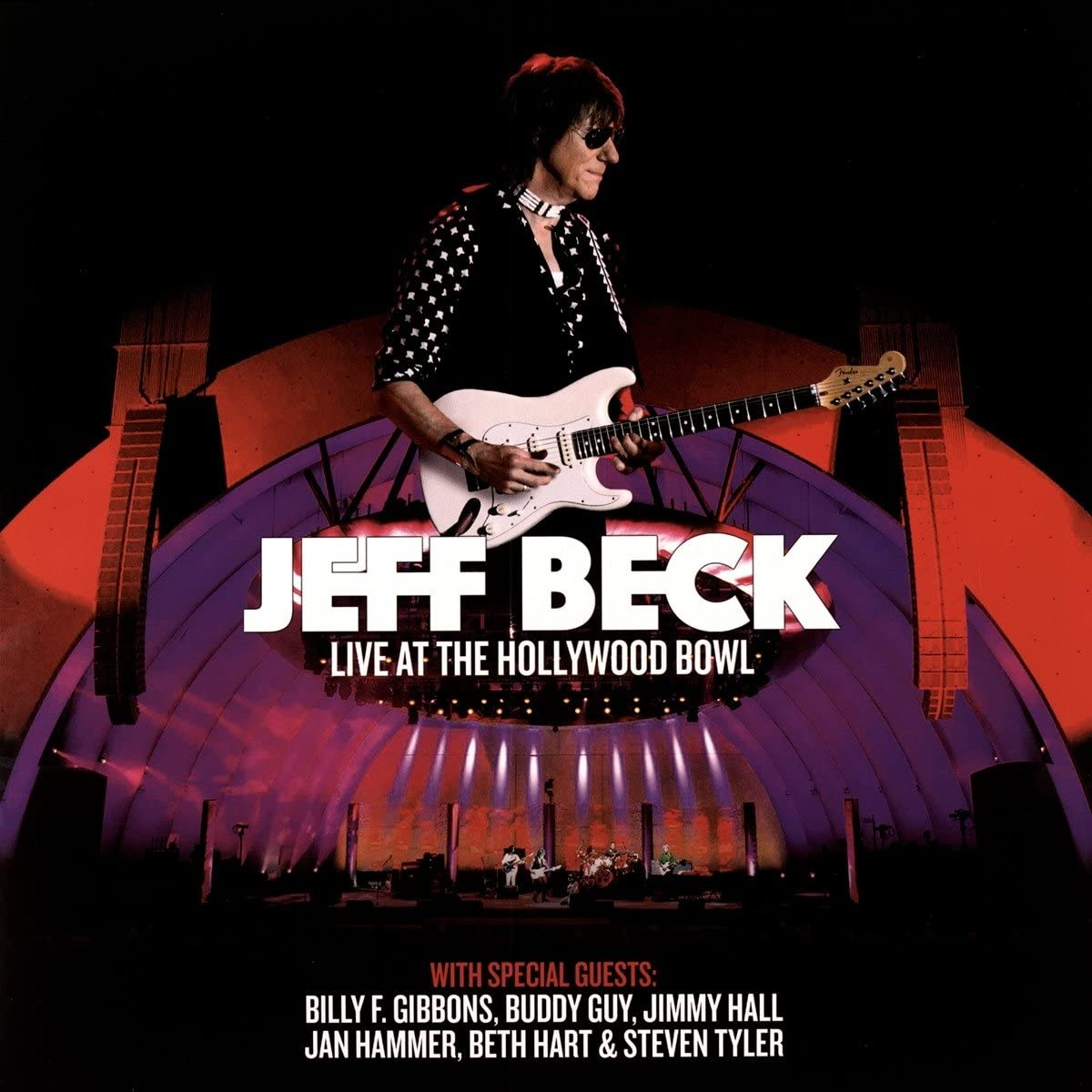 Jeff Beck - Live At The Hollywood Bowl 3LP