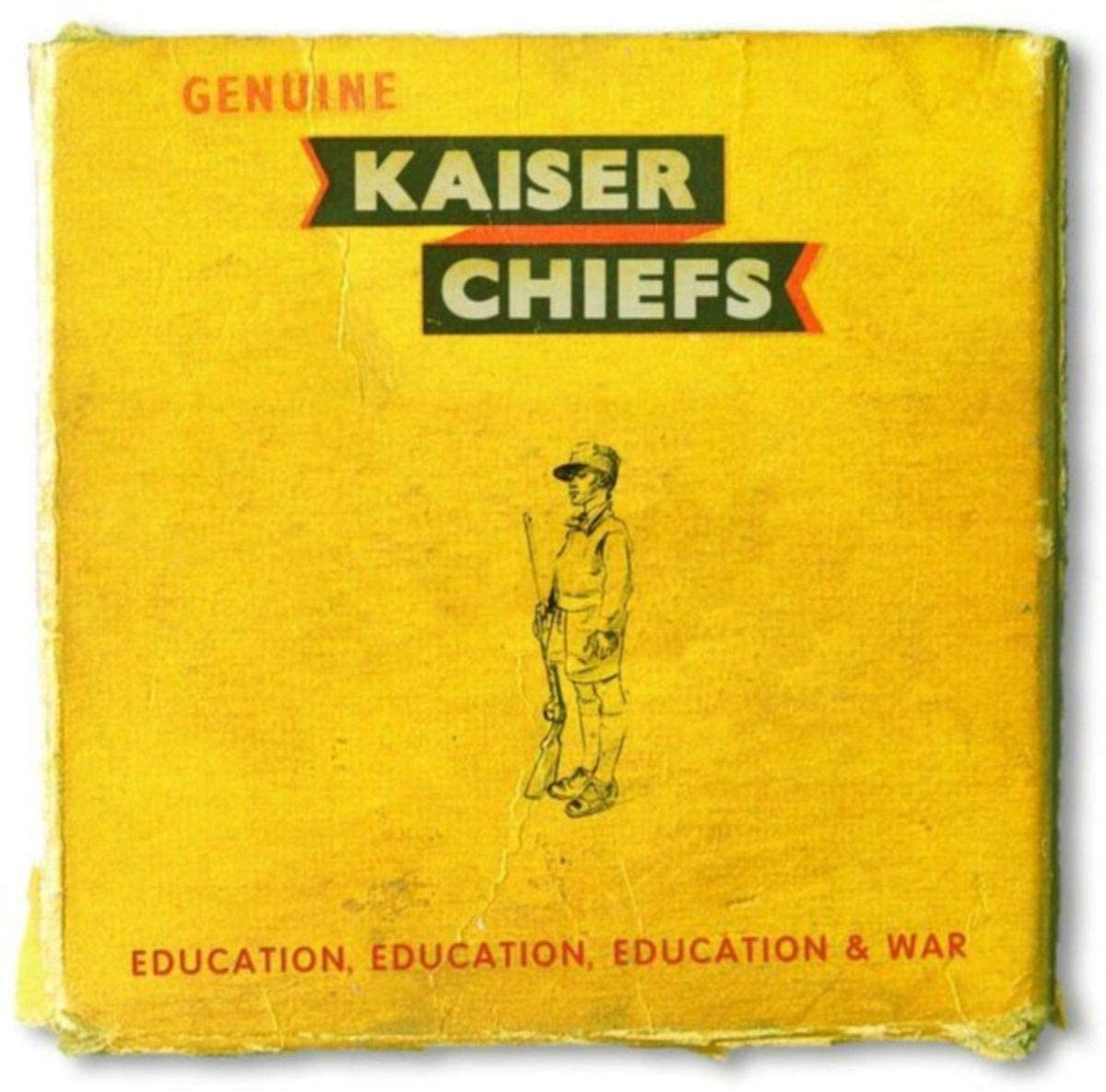 Kaiser Chiefs – Education, Education, Education & War