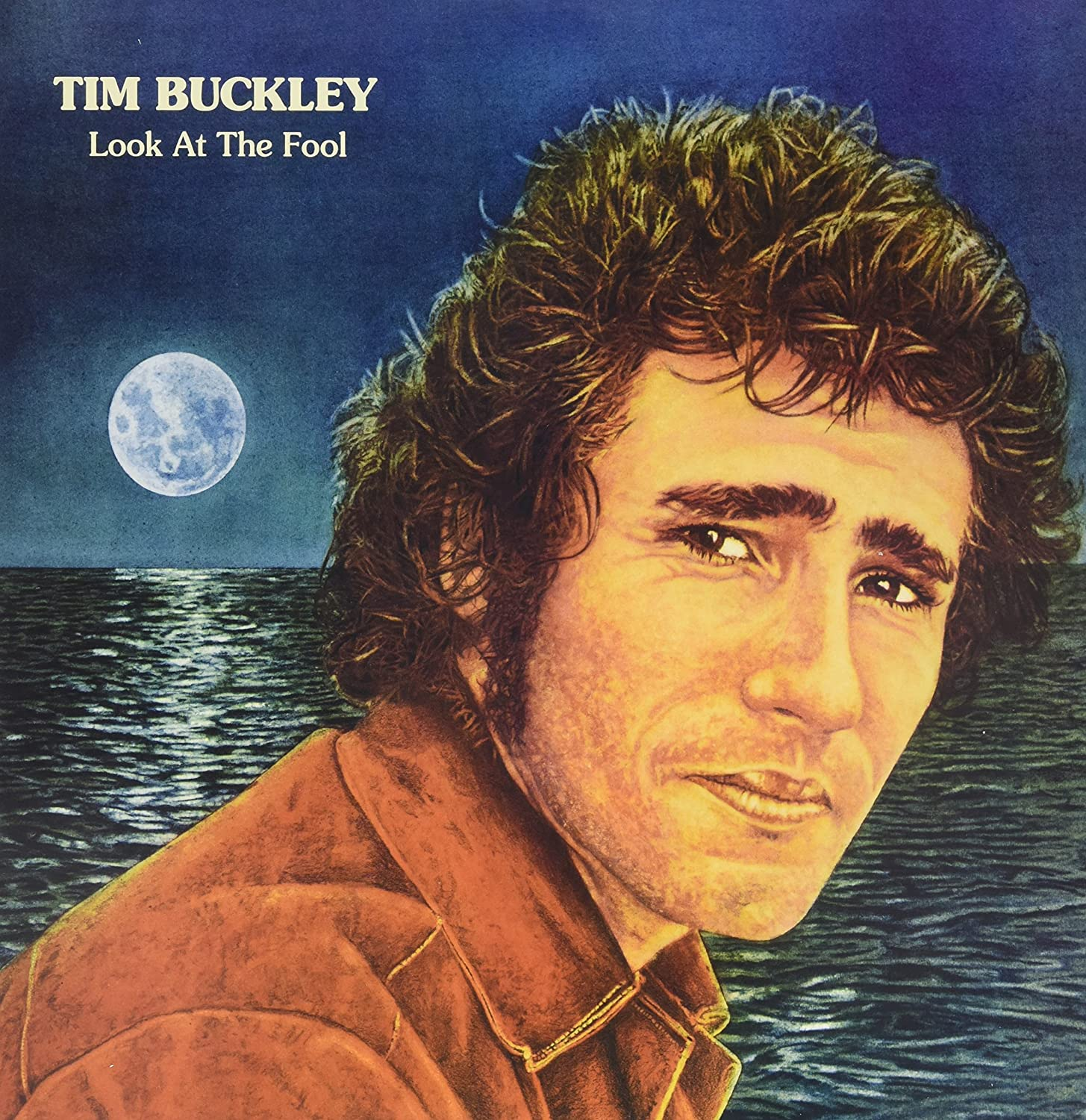 Tim Buckley - Look At The Fool Limited Edition 500 Made And Individually Numbered Blue Vinyl