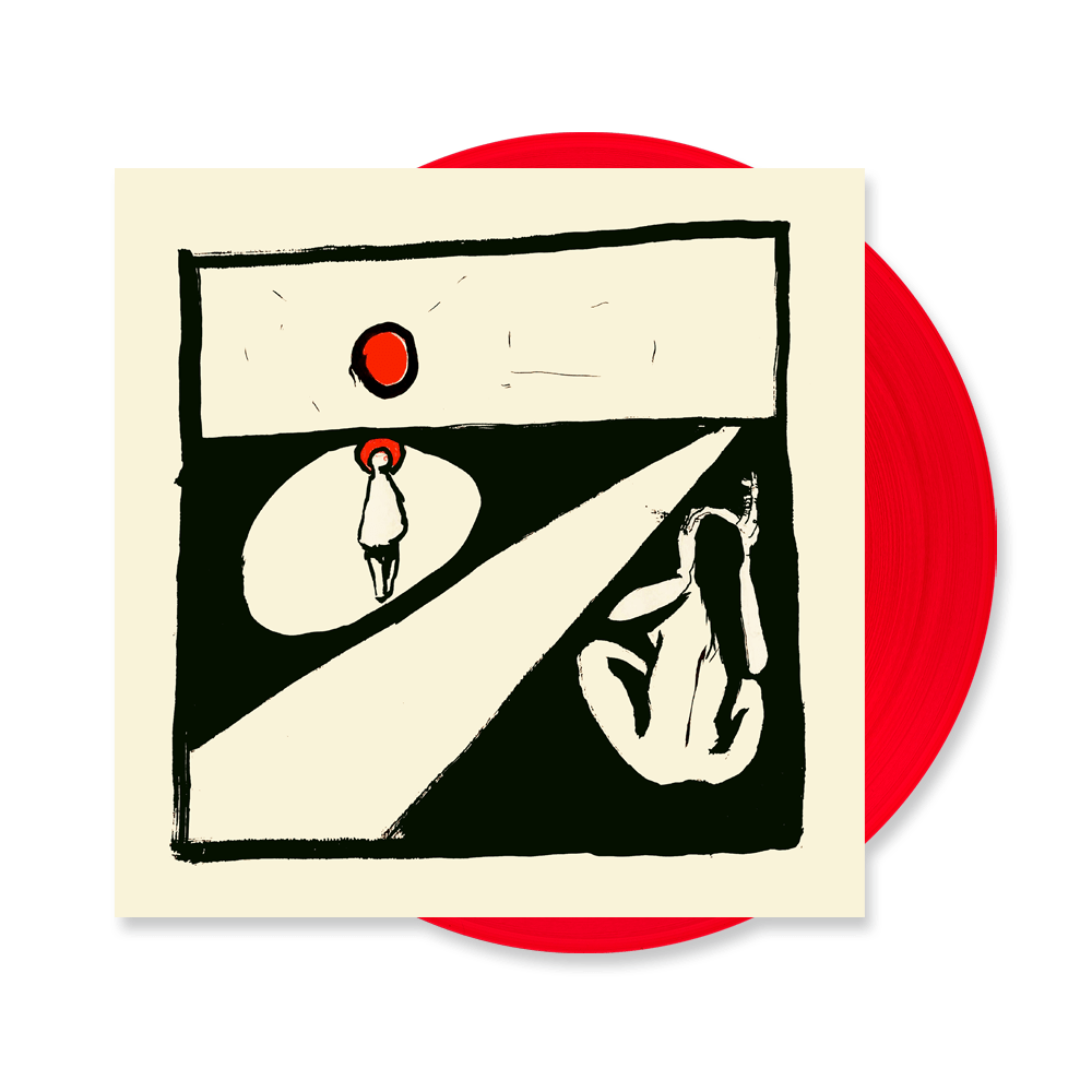 Fews – Into Red Limited Edition Red Vinyl