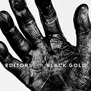 Editors – Black Gold Limited Edition White Vinyl