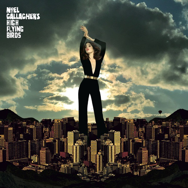 Noel Gallagher's High Flying Birds – Blue Moon Rising Limited Edition Coloured Vinyl