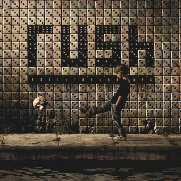 Rush ‎– Roll The Bones