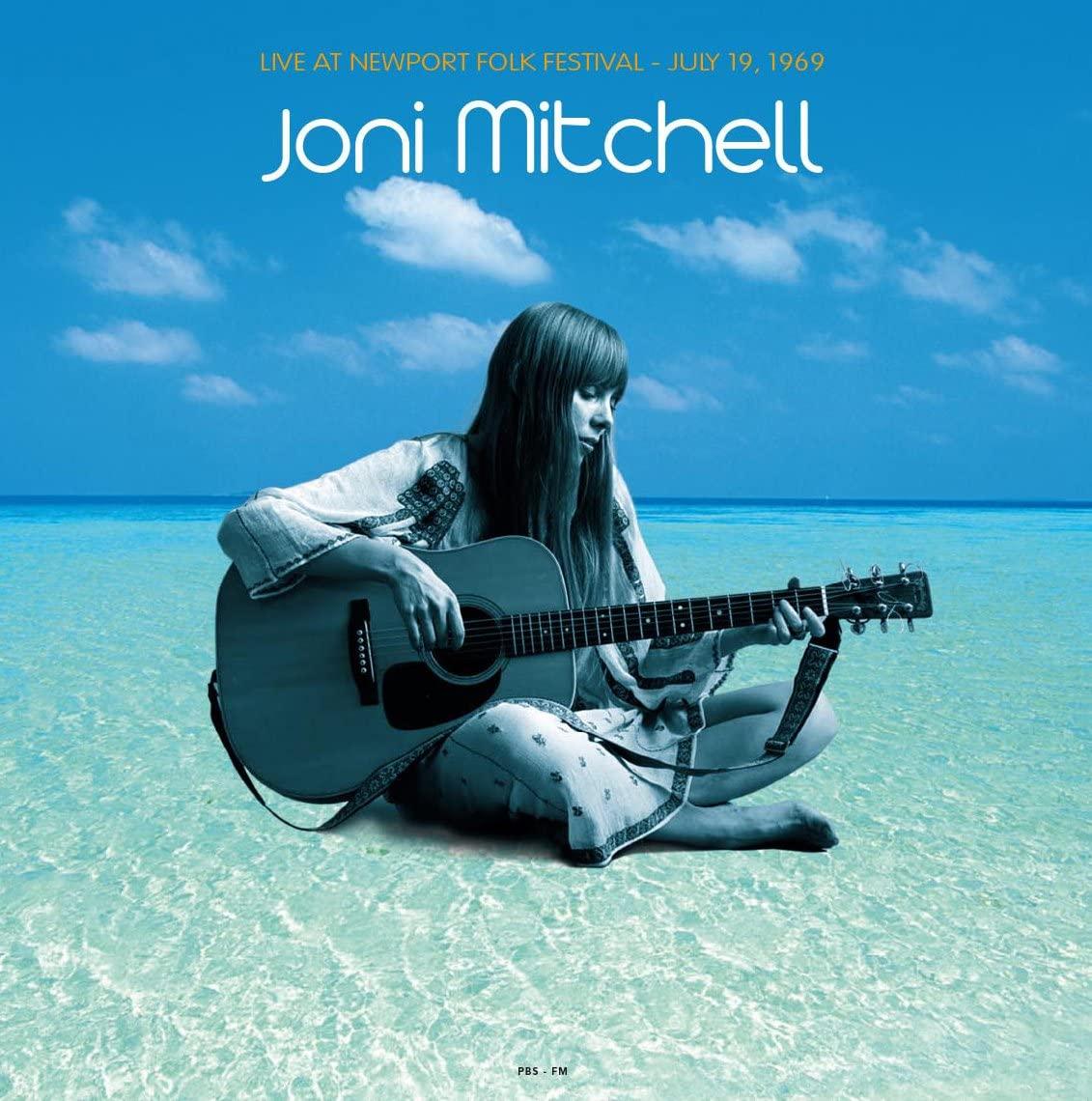 Joni Mitchell – Live At Newport Folk Festival July 19, 1969