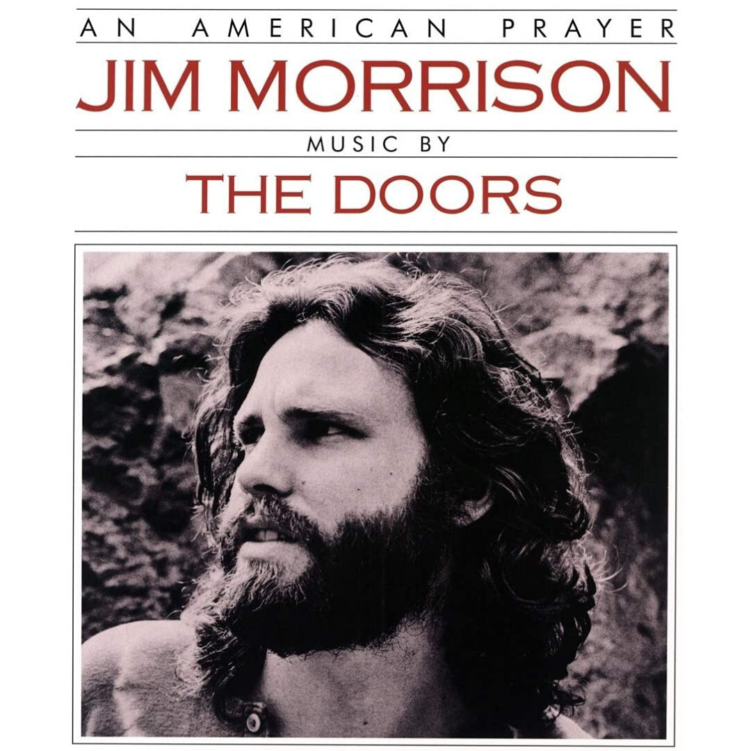 An American Prayer Jim Morrison - Music By The Doors Limited Edition