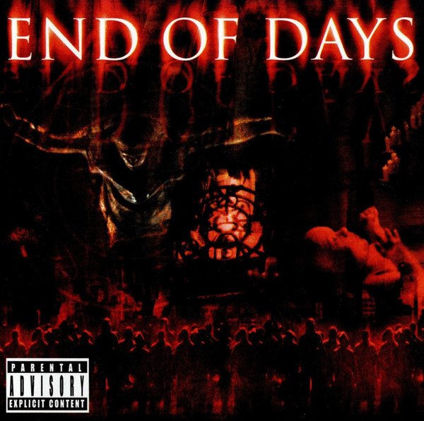 OST End Of Days Limited Edition 2xLP