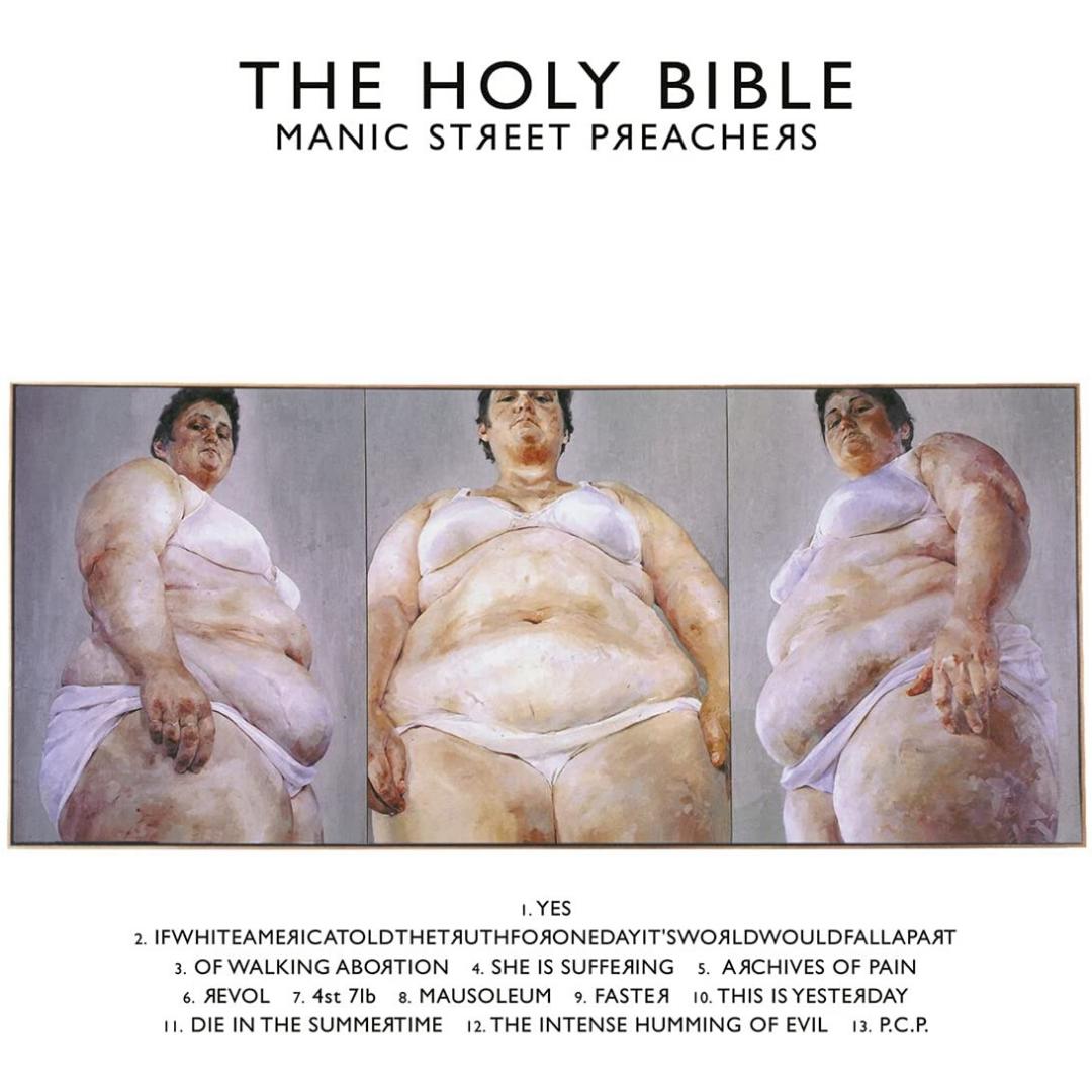 Manic Street Preachers – The Holy Bible