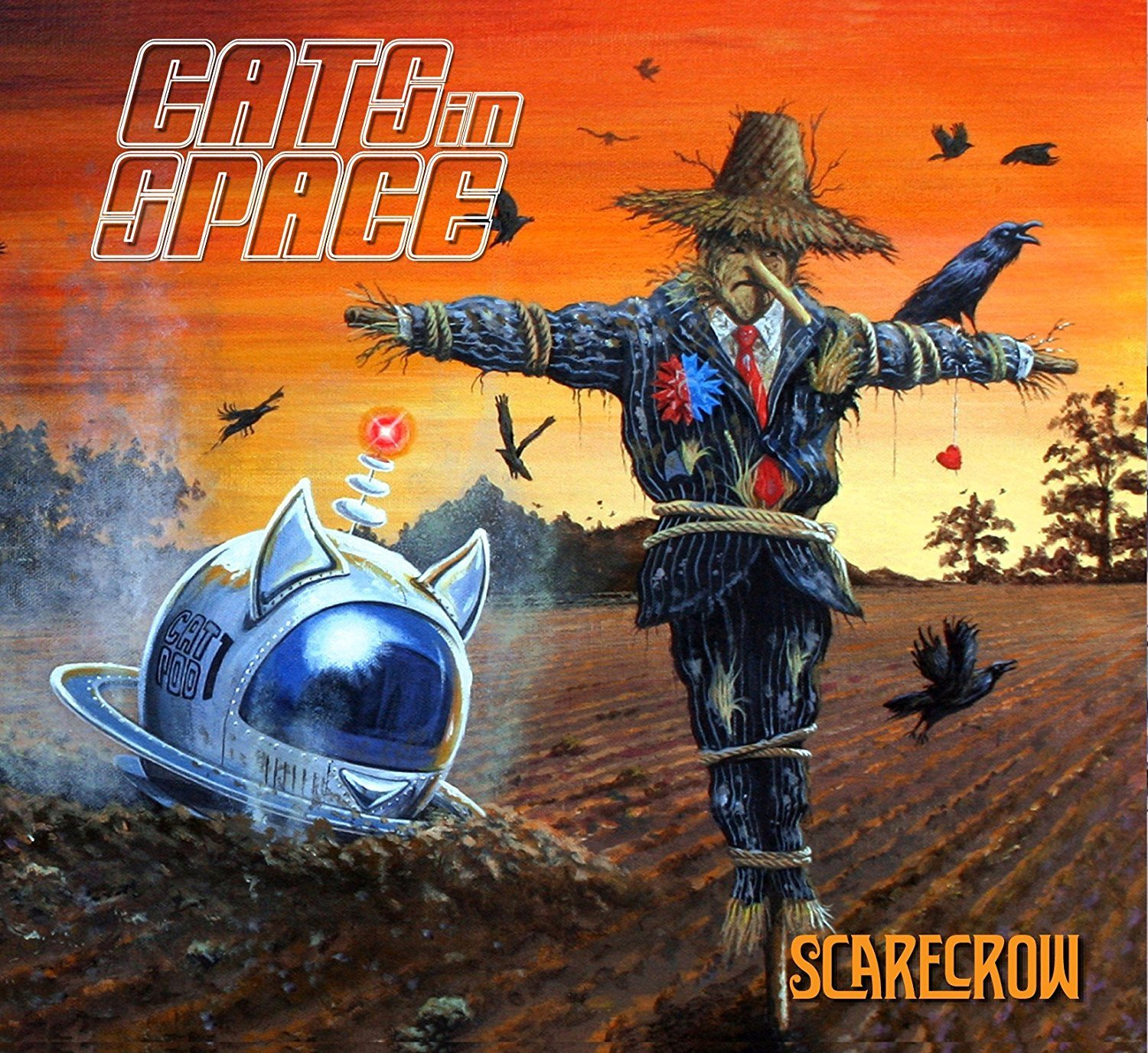 Cats In Space – Scarecrow