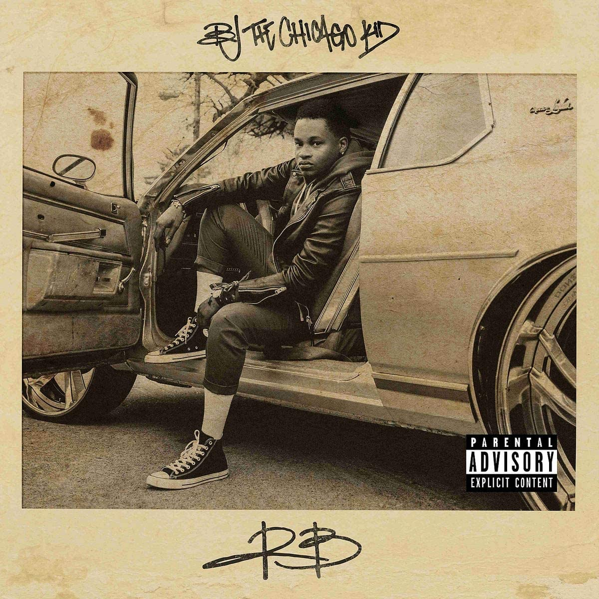 BJ The Chicago Kid ‎– 1123 Limited Edition