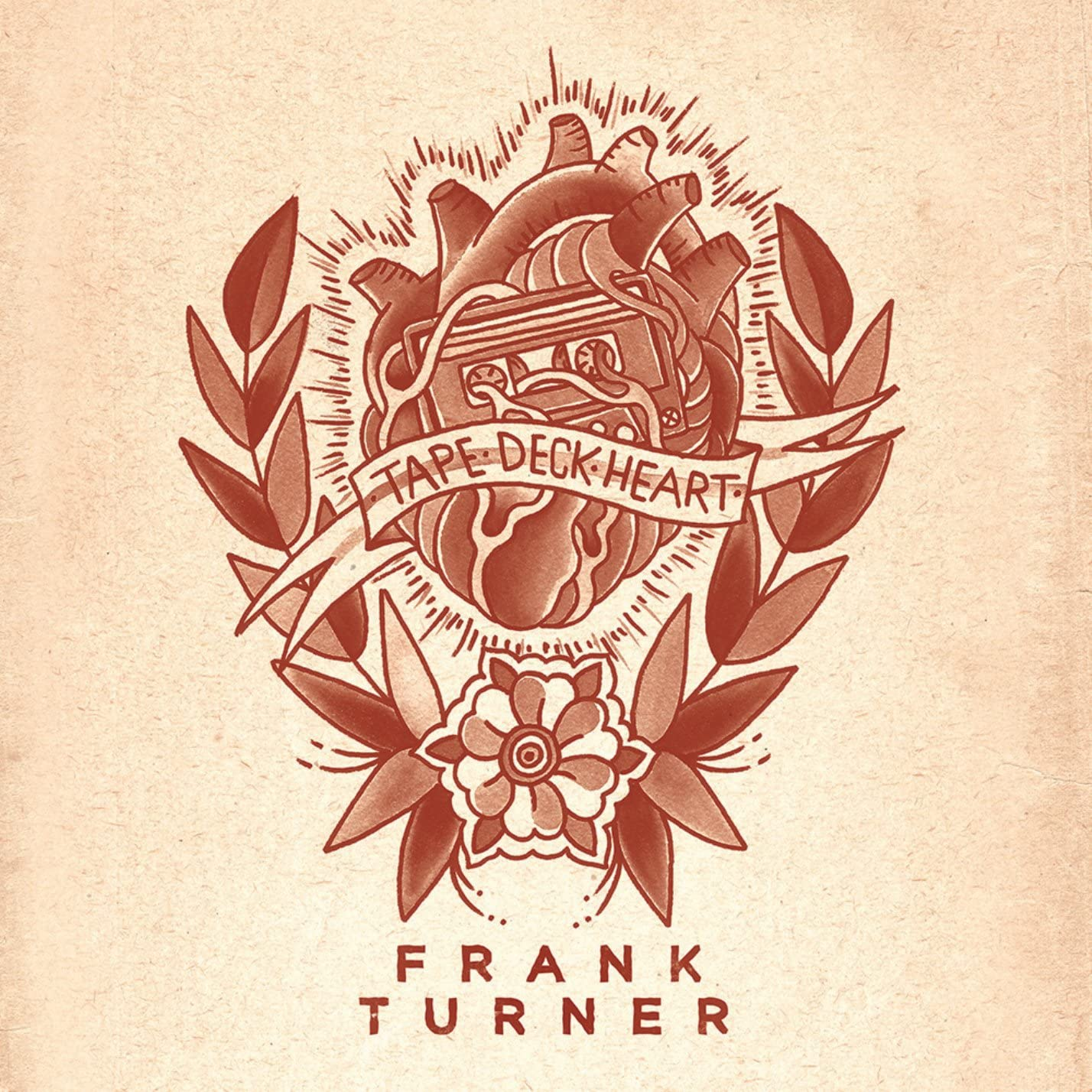 Frank Turner ‎– Tape Deck Heart