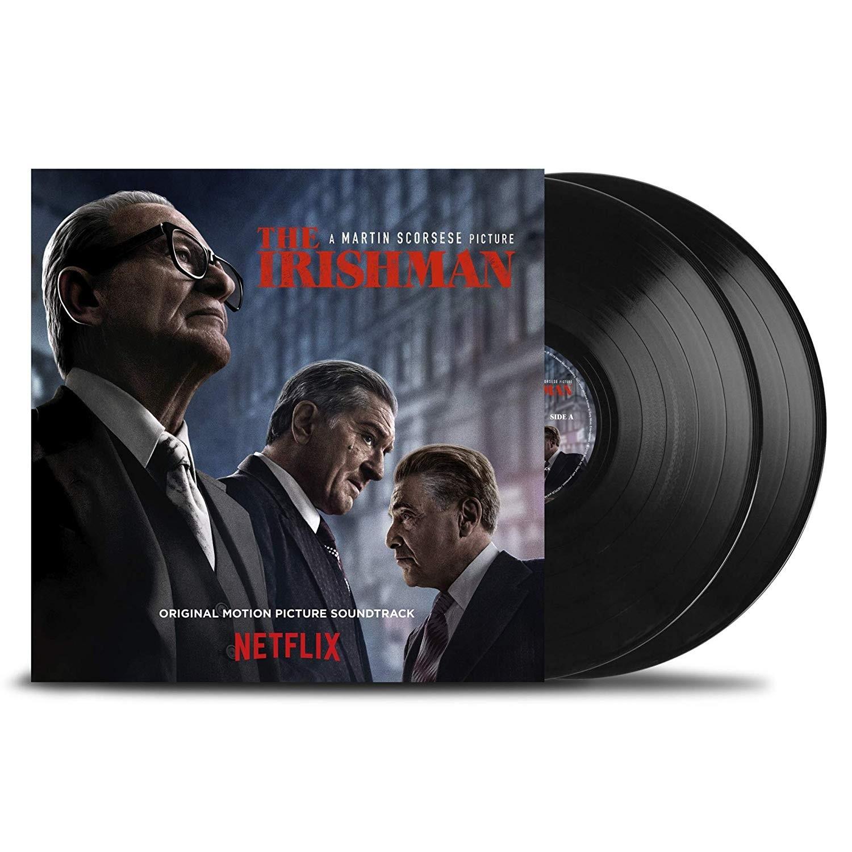 OST The Irishman 1st Pressing 250 Made
