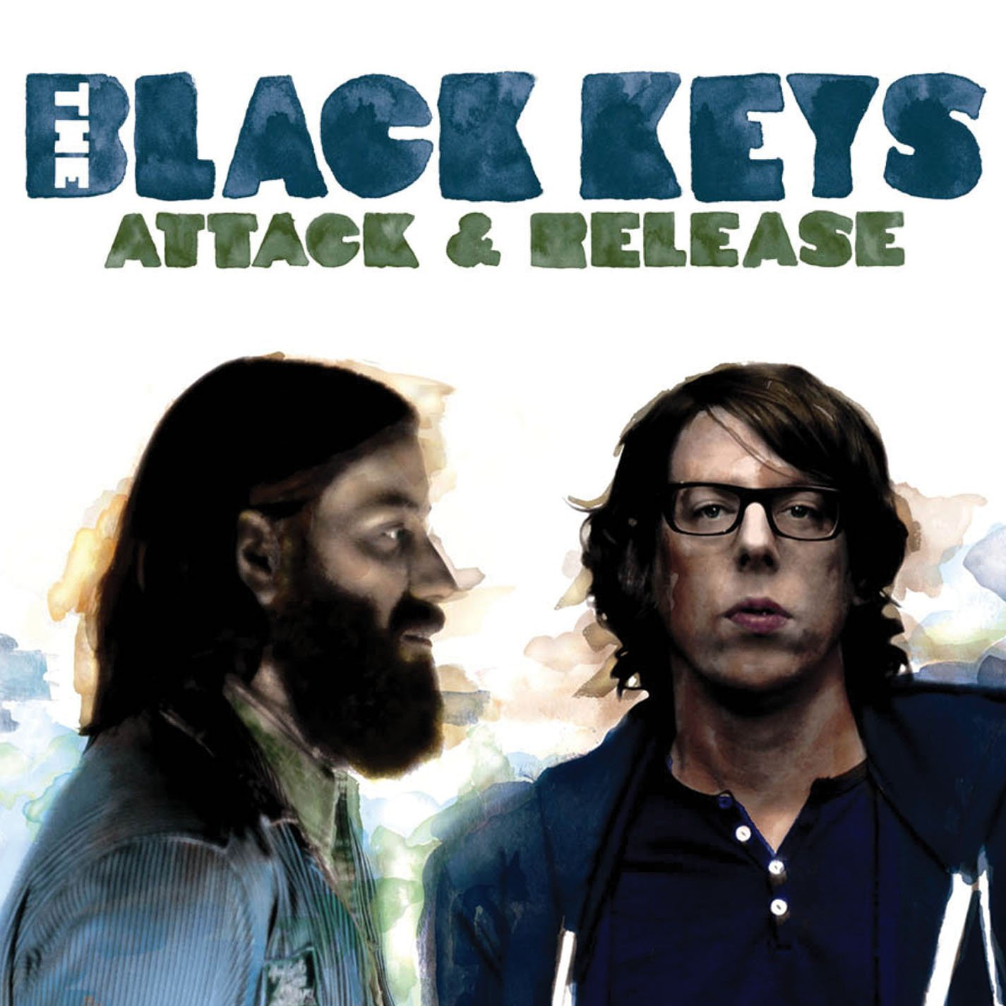 The Black Keys ‎– Attack & Release