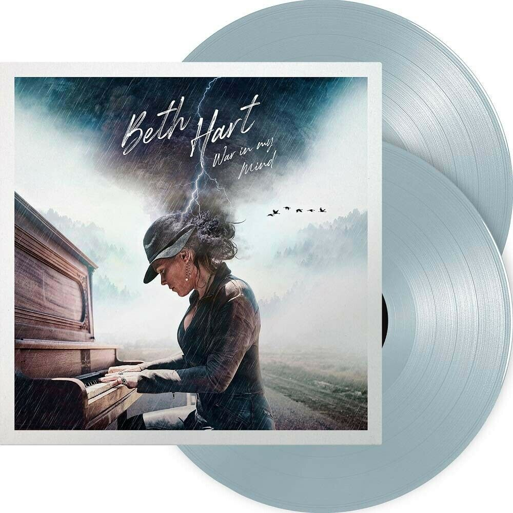 Beth Hart – War In My Mind Limited Edition Light Blue Vinyl