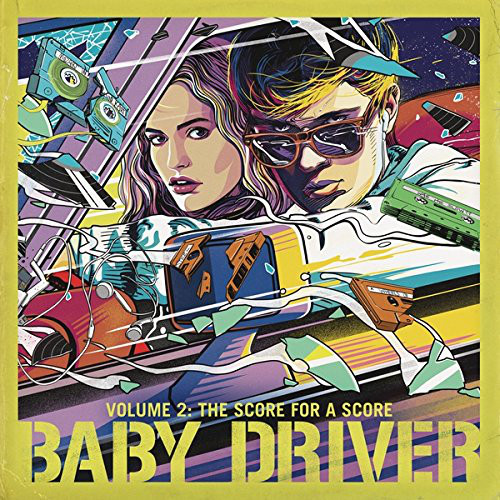 OST Baby Driver Volume 2: The Score For A Score