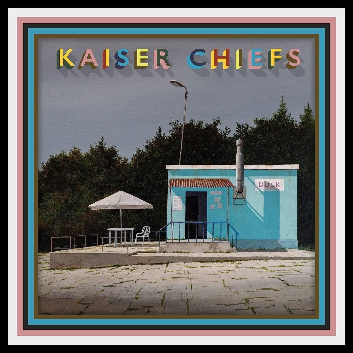 Kaiser Chiefs – Duck Limited Edition Blue Vinyl