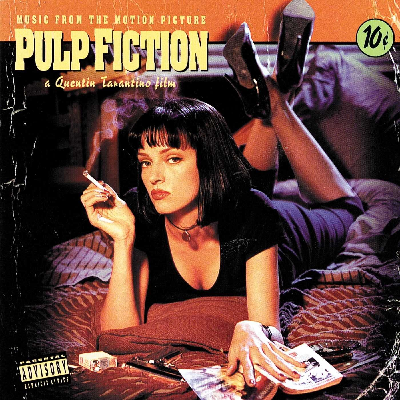 OST Pulp Fiction: A Quentin Taratino Film
