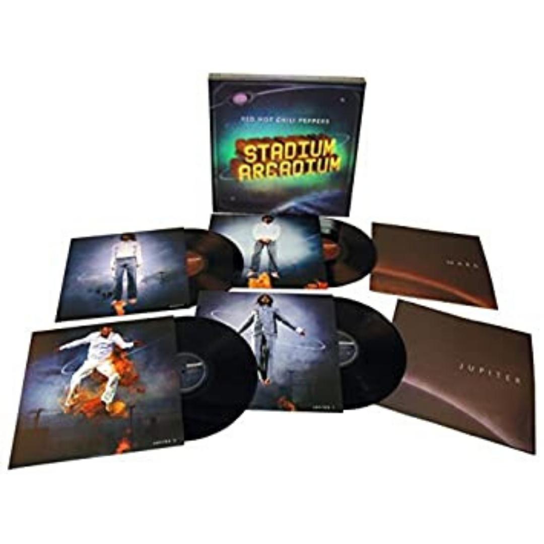 Red Hot Chili Peppers - Stadium Arcadium 4xLP Box Set