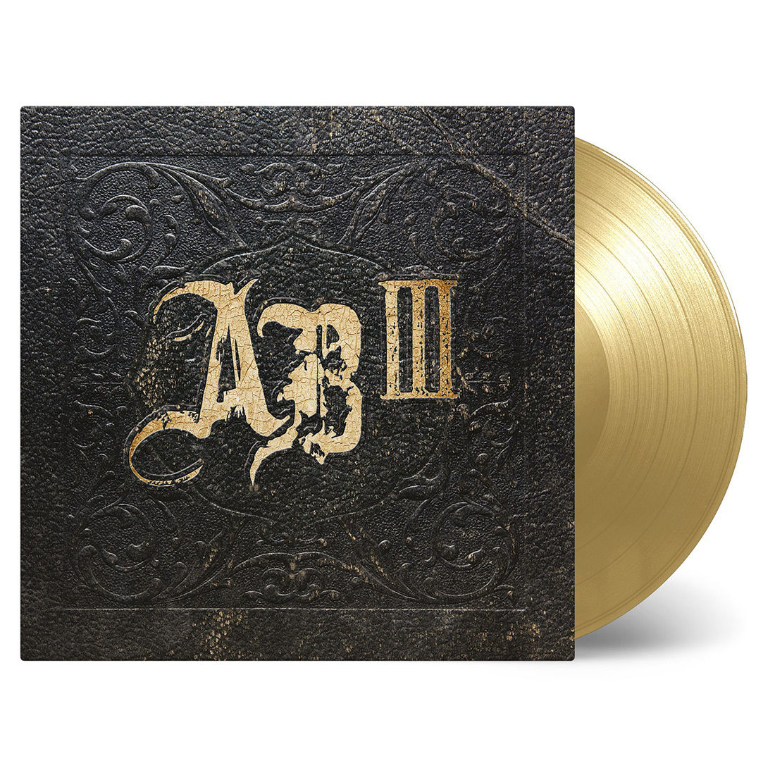 Alter Bridge – AB III Limited Edition Gold Vinyl 3500 Made Individually Numbered