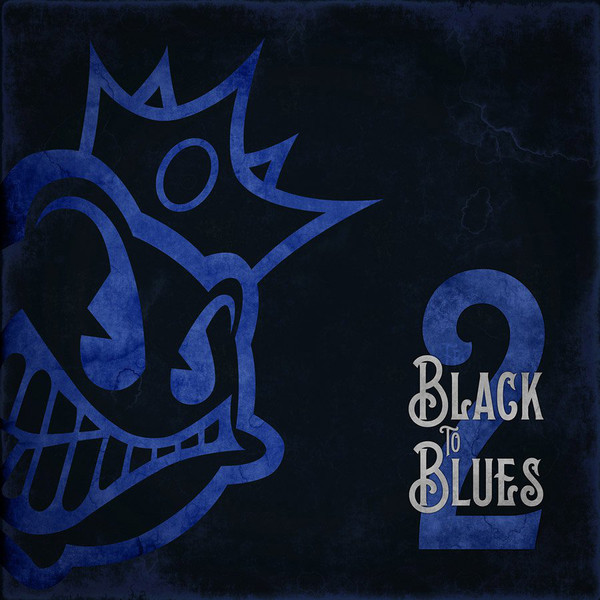 Black Stone Cherry ‎– Black To Blues Volume 2 EP Limited Edition Blue Vinyl
