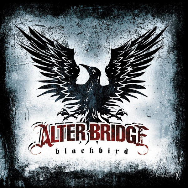 Alter Bridge – Blackbird Limited Edition Etched D Side