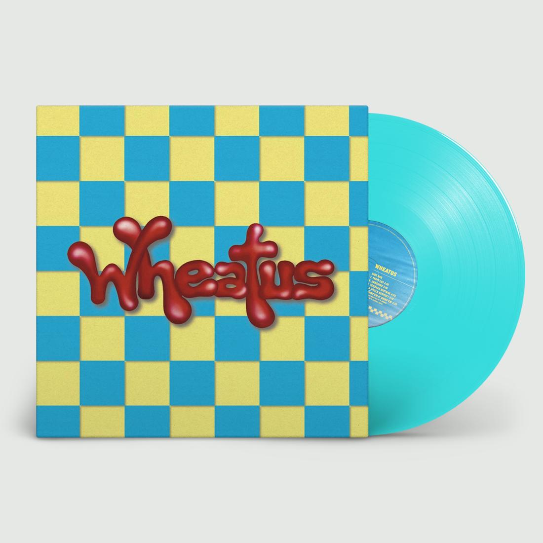 Wheatus – Wheatus Limited Edition Turquoise Vinyl 1000 Made
