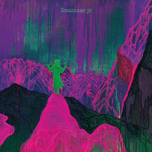 Dinosaur Jr. ‎– Give A Glimpse Of What Yer Not