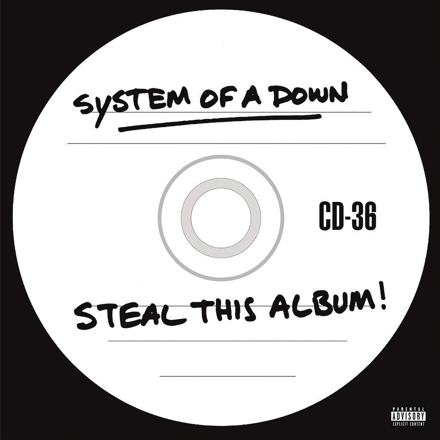 System Of A Down – Steal This Album!