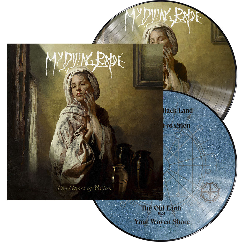 My Dying Bride – The Ghost Of Orion Limited Edition Picture Disk
