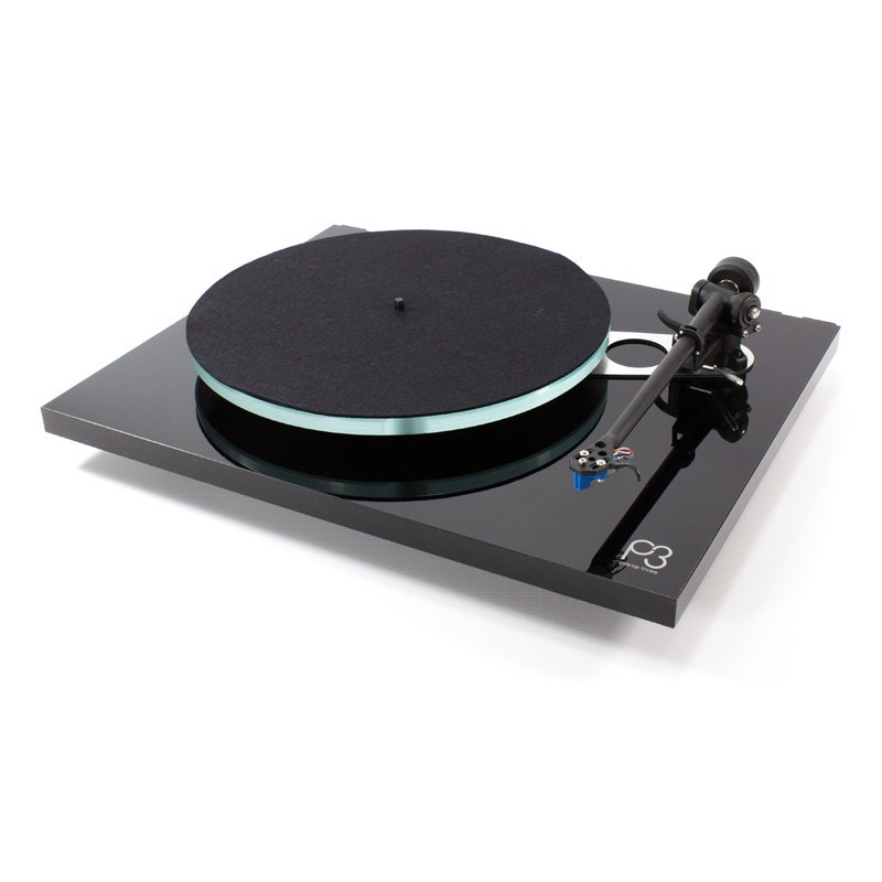 Rega - Planar 3 Turntable (with Elys Cartridge)