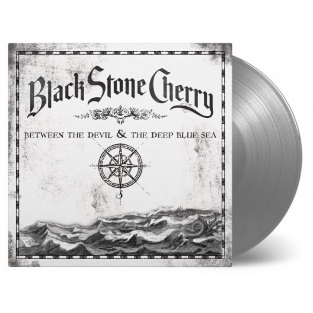 Black Stone Cherry – Between The Devil & The Deep Blue Sea Limited Edition Silver Vinyl Individually Numbered 1500 Made