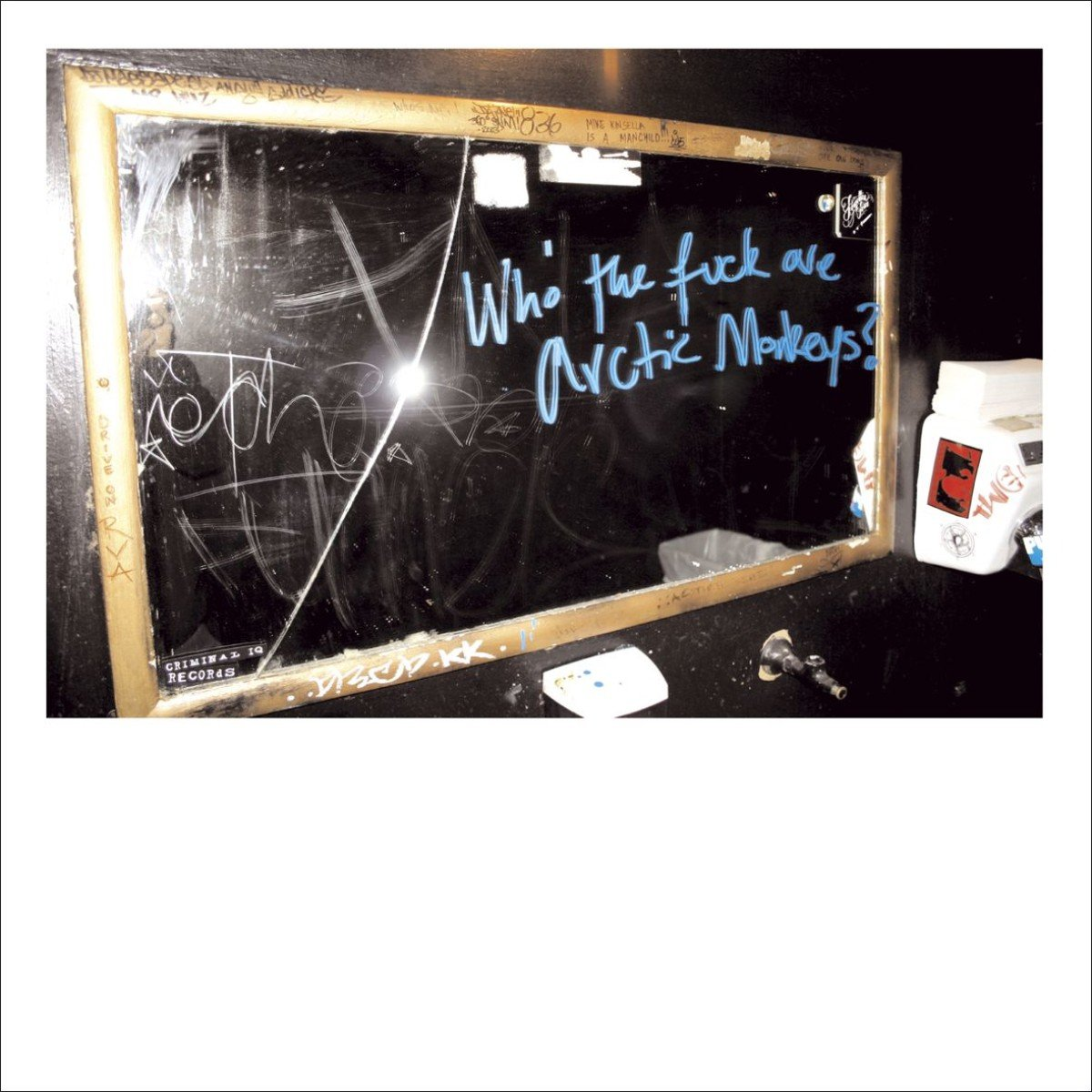 Arctic Monkeys – Who The Fuck Are Arctic Monkeys? EP