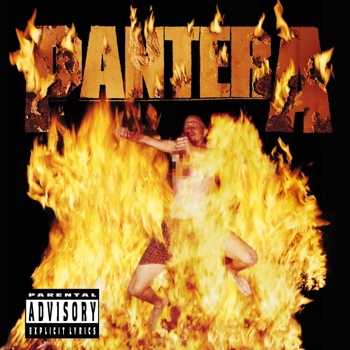 Pantera – Reinventing The Steel