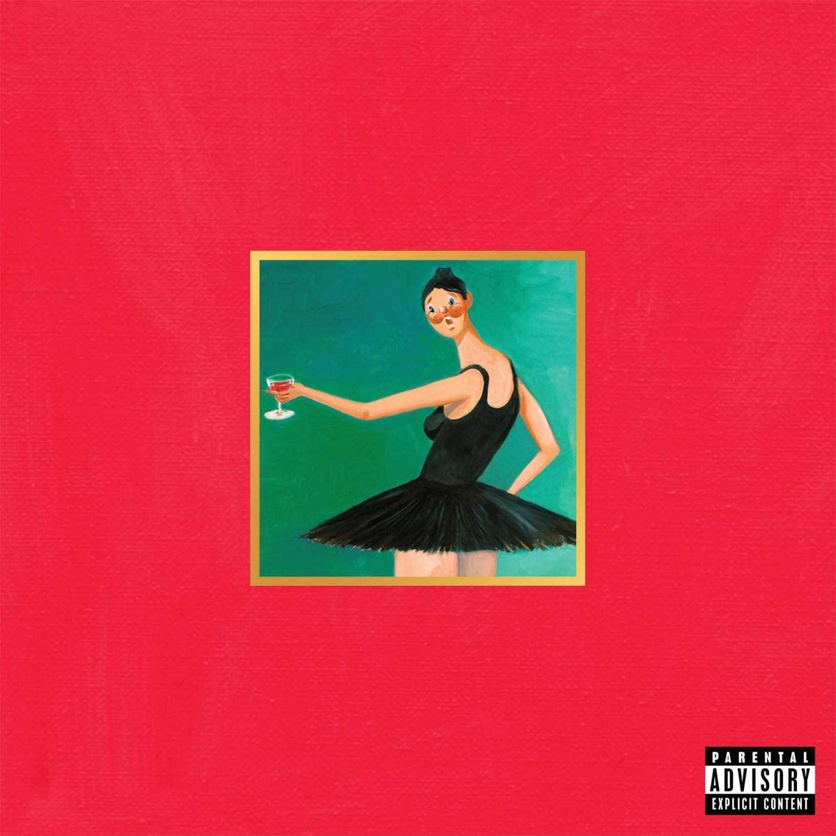 Kanye West ‎– My Beautiful Dark Twisted Fantasy