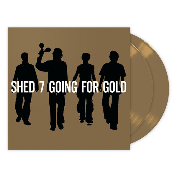 Shed 7 – Going For Gold (The Greatest Hits)