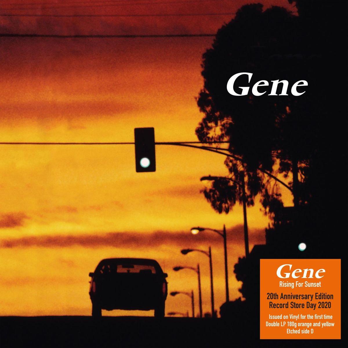 Gene - Rising For Sunset - 20th Anniversary Edition