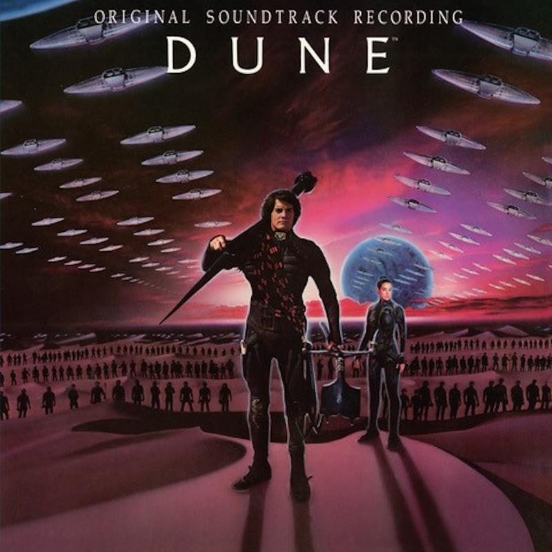 DUNE - Original Motion Picture Soundtrack (1984) - DUNE - Original Motion Picture Soundtrack (1984)
