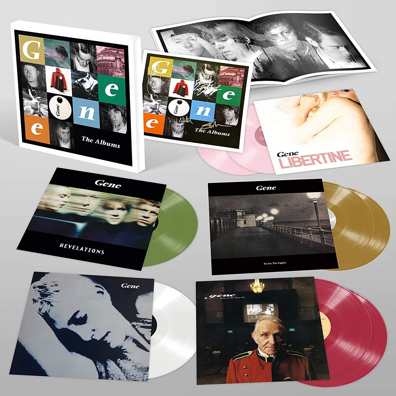 Gene – The Albums