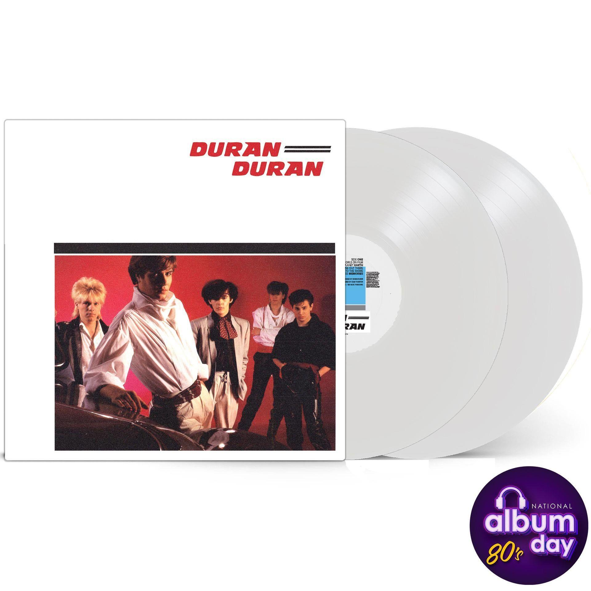 Duran Duran - National Album Day LTD white vinyl
